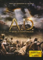 A.D. The Bible Continues, DVD