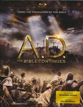 A.D. The Bible Continues, Blu-Ray