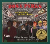 The Time Traveler's Adventure: Rosa Parks; Not Giving In with  Buffalo Biff and Farley' Raiders, Book with CD