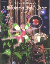 Easy Reading Shakespeare, Level 3: A Midsummer Night's Dream