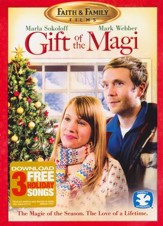 Gift of the Magi, DVD
