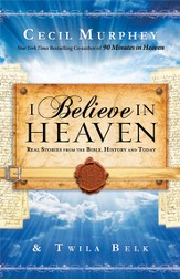I Believe in Heaven: Real Stories from the Bible, History and Today - eBook