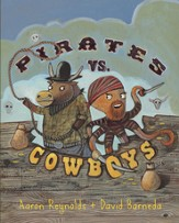 Pirates vs. Cowboys - eBook