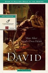 David: Man after God's Own Heart - eBook