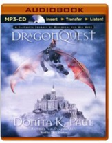 DragonQuest - unabridged audio book on MP3-CD