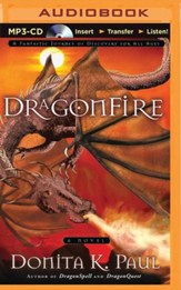 DragonFire #4 - unabridged audio book on MP3-CD