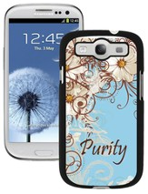 Purity Galaxy 3 Case, White