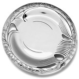 Faith Hope Love Metal Bowl, 14 Inches