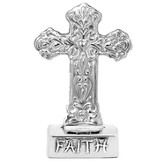 Faith Metal Cross