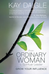 From Ordinary Woman to Spiritual Leader: Grow Your Influence - eBook