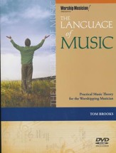 The Language of Music: Practical Music Theory for the Worshipping Musician Book/DVD Pack