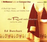 The Red Suit Diaries Abridged Audiobook on CD