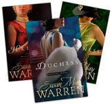 Daughters of Fortune Series, Volumes 1-3