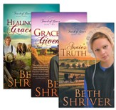 Touch of Grace Series, Volumes 1-3
