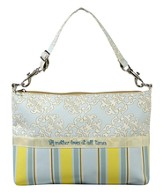 A Mother Loves At All Times, Grab-n-Go Bag, Blue