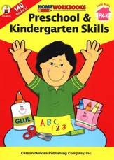 Preschool and Kindergarten Skills