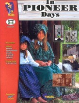 In Pioneer Days Gr. 2-4 - PDF Download [Download]