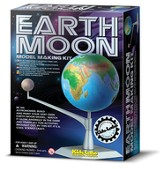 Earth and Moon Model Kit