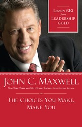 Chapter 20: The Choices You Make, Make You - eBook