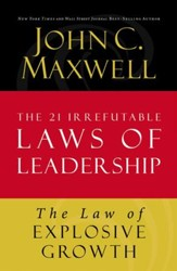Law 20: The Law of Explosive Growth - eBook