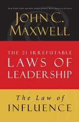 Law 2: The Law of Influence - eBook