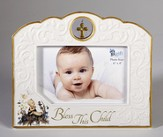 Hummel, Baptism Photo Frame, Bless This Child