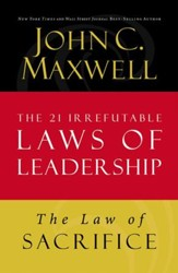 Law 18: The Law of Sacrifice - eBook