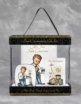 Hummel, First Communion Gift Set, Boy