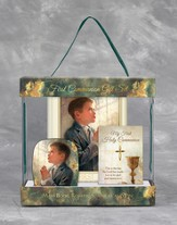 First Communion Gift Set, Boy