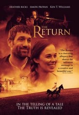 The Return, DVD