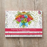 Inspiring Moments, Pocket Size Adult Coloring Book