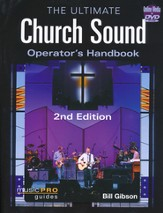 The Ultimate Church Sound Operator's Handbook Book/DVD Pack