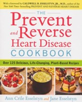 Prevent aned Reverse Heart Disease Cookbook, The