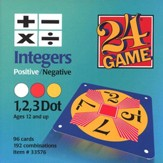 24 Game: Integers (96 Cards)