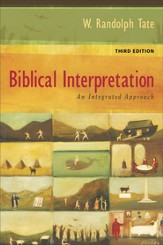 Biblical Interpretation: An Integrated Approach - eBook