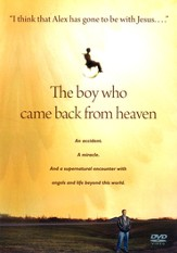 The Boy Who Came Back from Heaven--DVD