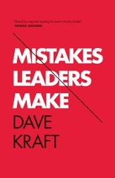 Mistakes Leaders Make - eBook