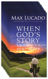 God's Story, Your Story, Christmas Booklet, 25 Pack