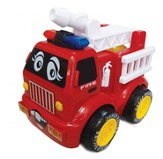 My first fire Truck
