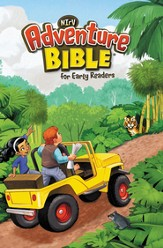 Adventure Bible for Early Readers, NIrV / Revised - eBook