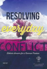 Resolving Everyday Conflict: Biblical Answers for A Common Problem DVD