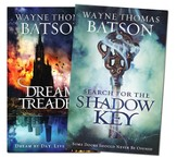 Dreamtreaders Trilogy, Volumes 1 & 2