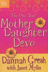 The One-Year Mother-Daughter Devo