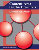 Digital Download Content-Area Graphic Organizers: Language Arts - PDF Download [Download]