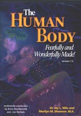The Human Body, Advanced Biology, Full Course CD-ROM, Version 7.0