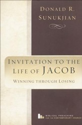 Invitation to the Life of Jacob - Slightly Imperfect