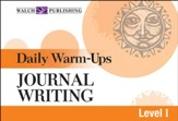 Digital Download Daily Warm-Ups: Journal Writing Level I - PDF Download [Download]