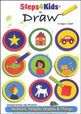Steps 4 Kids to Draw, DVD