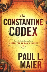 The Constantine Codex, Hardcover
