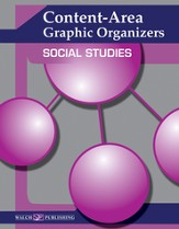 Digital Download Content-Area Graphic Organizers: Social Studies - PDF Download [Download]